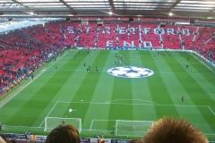 CL-Viertelfinale: Manchester United - FCB 3:2