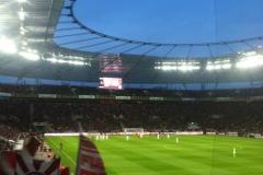 Auswärtsfahrt nach Leverkusen