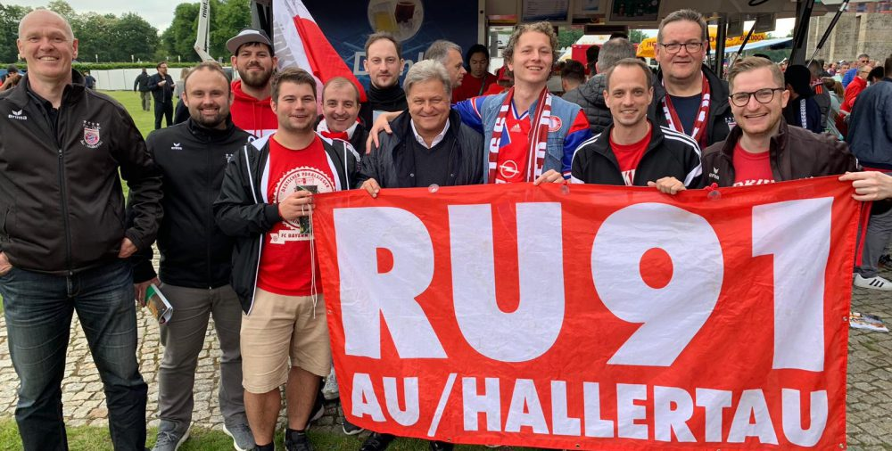 FC Bayern Fan Club Au Hallertau